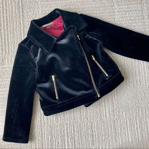 Oshkosh Girls 4T Moto Jacket